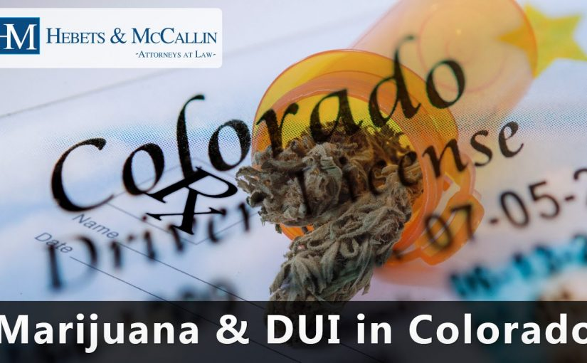 Marijuana and DUI in Colorado