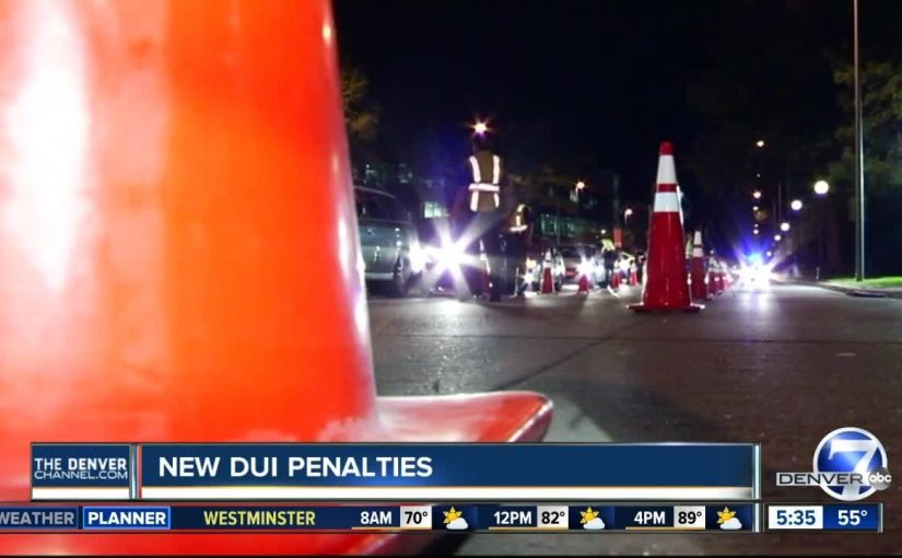 New law for repeat DUI offenders